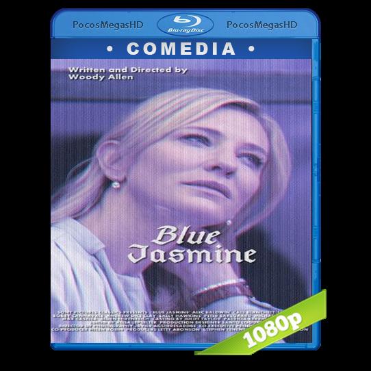 Blue jasmine (2013) BrRip 1080p Inglés AC3 5.1+subs