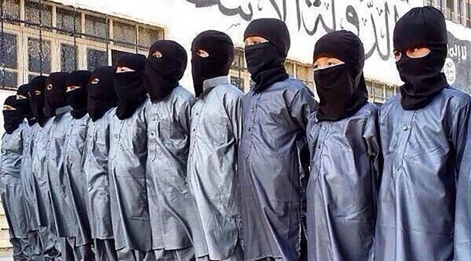 Jumlah Tentara Anak-Anak ISIS Meningkat