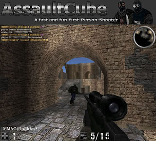 AssaultCube Portable Free Download