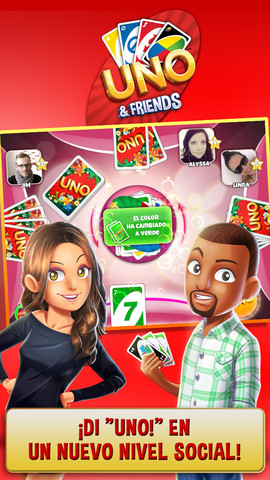 UNO & Friends para Android e iPhone