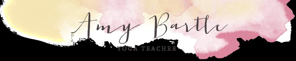 Amy Bartle Yoga