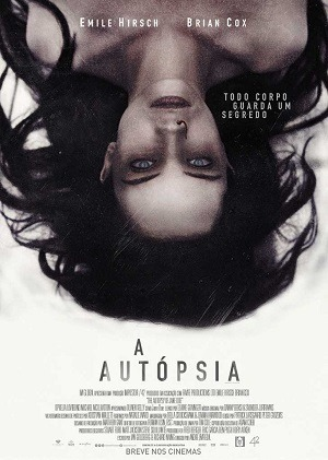 Filme A Autópsia - The Autopsy of Jane Doe 2017 Torrent
