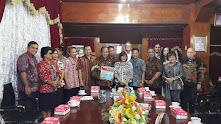 Penandatanganan MOA Zero Waste di Sulawesi Indonesia