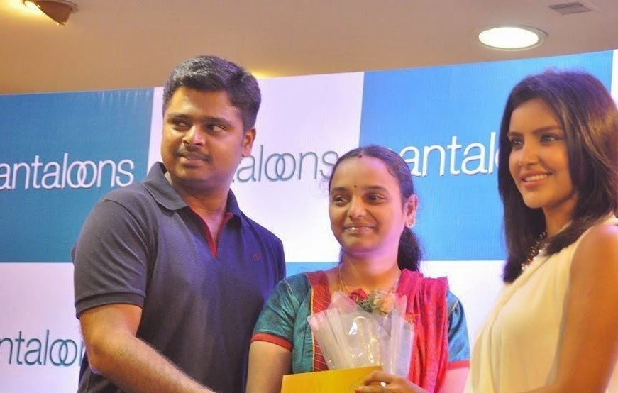 Priya Anand at Pantaloons Store Launch Photos