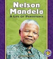 bookcover of NELSON MANDELA: A Life Of Persistence   (Rookie Biographies)  by Karima Grant