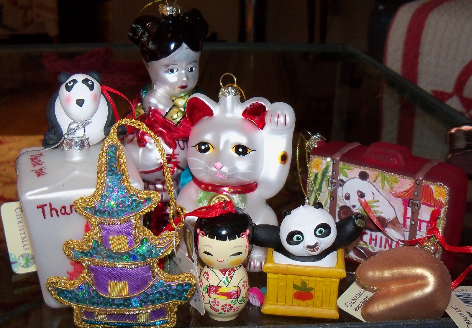 Christmas Ornaments In China : Adoptiontalk new christmas ornaments