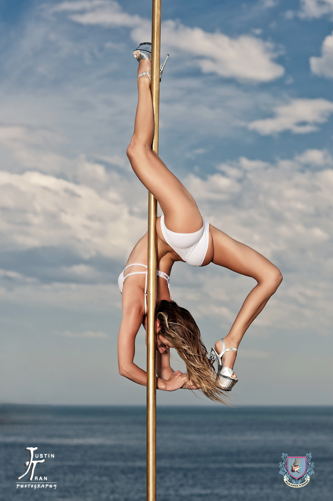 Capturing the Moment - Captured - the emotions and preserved - the memories of that moment. Pole-dancing lead up to building full-body strength and increasing one's flexibility.