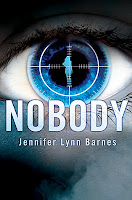 nobody by jennifer lynn barnes book cover