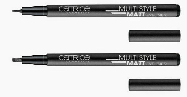 CATRICE Multi Style Matt Eyeliner NEU
