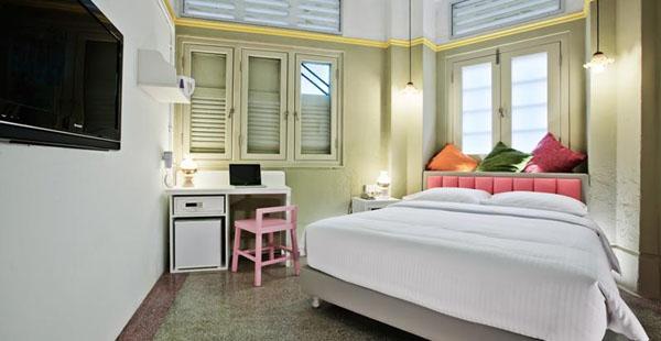 Daftar 3 Hotel Murah Dekat Stasiun MRT Di Singapore