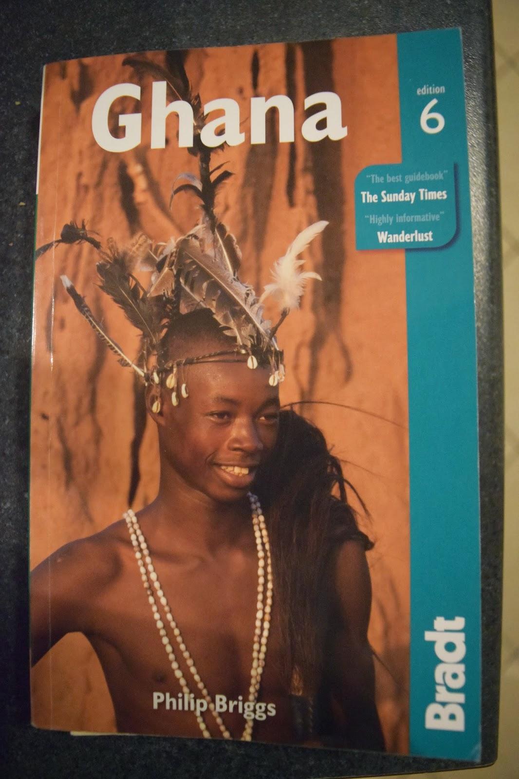 Guía Bradt sobre Ghana