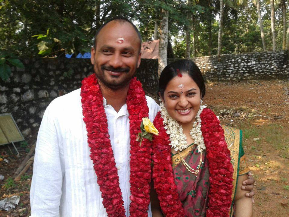 Sreekala wedding