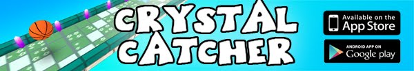 Crystal Catcher - jogo super divertido para iPhone e Android