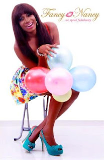Chika Ike shares stunning photos