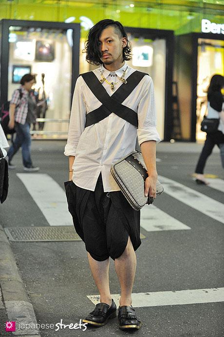 Japan Street Style Guys Fashion