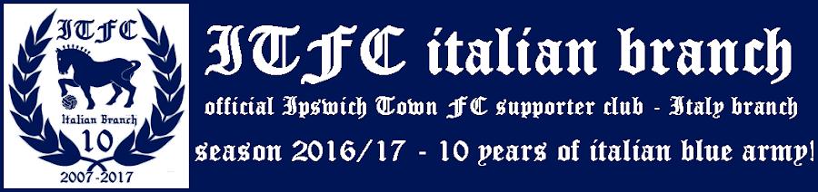 I.T.F.C. ITALIAN BRANCH