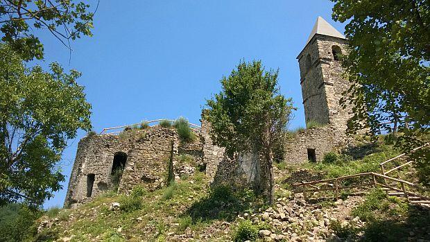 Borgo abbandonato abruzzo