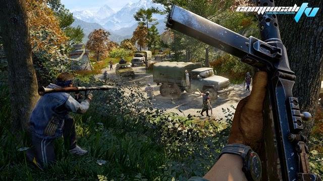 Far Cry 4 Requisitos y Trailer argumental