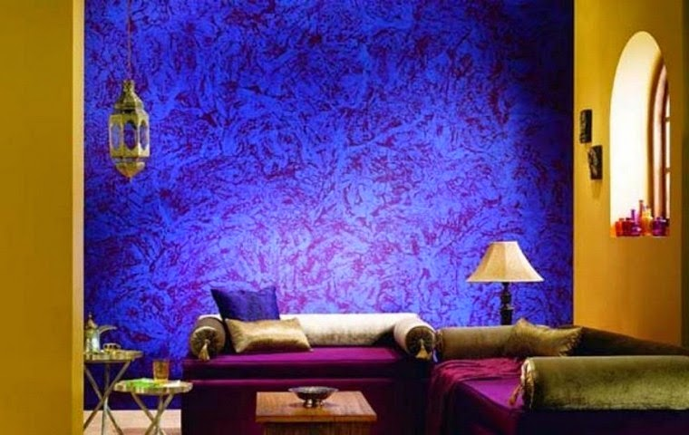 Textured wall paint colors - Design painting of wall ...