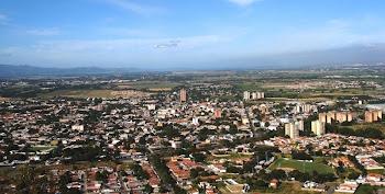 VISTA PANORAMICA DE CAGUA.