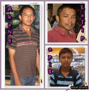 Tiga laki-laki