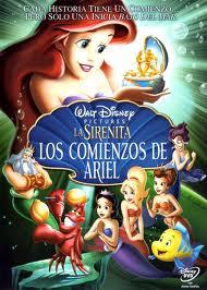 La Sirenita 3: El Origen (2008)
