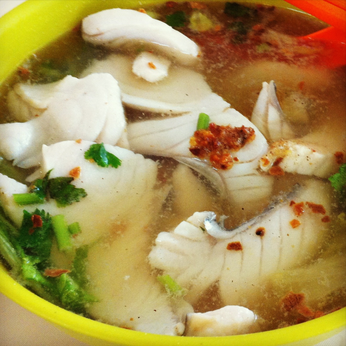 some like it haute: Han Kee - fish soup for the soul