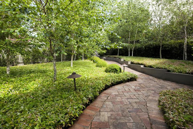 Curious gardener garden designer peter fudge