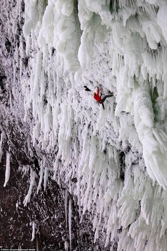 Heimcken Falls, British Columbia, Canada