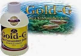 Obat Herbal Jelly Gammat Gold-G