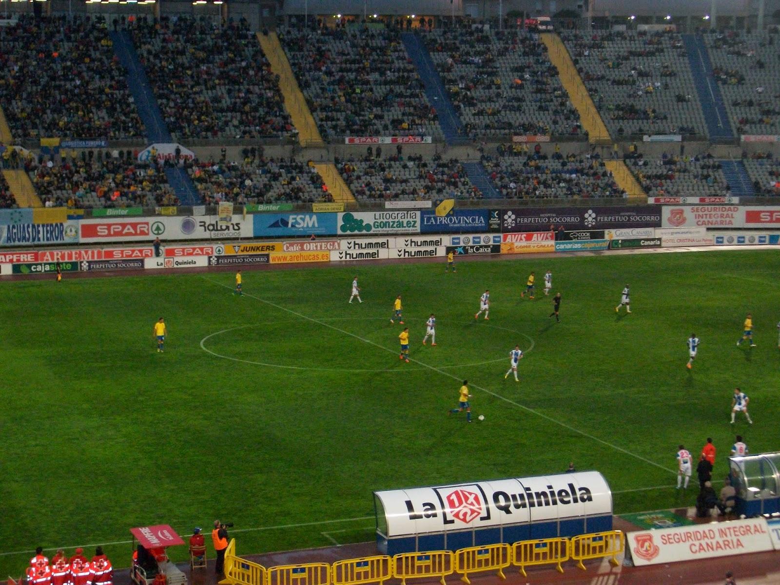 UD Las Palmas - Hercules CF