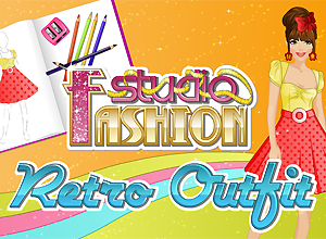 Fashion Studio Retro Outfit