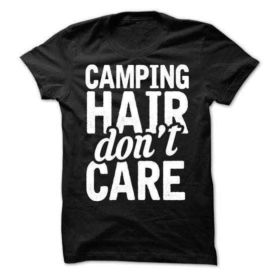 Funny Camping Tee Shirts