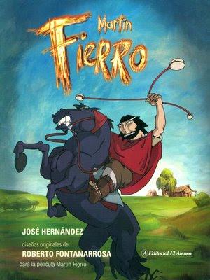 El Martin Fierro Completo-Jose Hernández-1er Libro Parte 1.