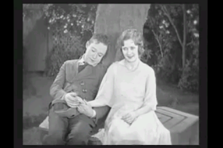 Scene from The Strong Man