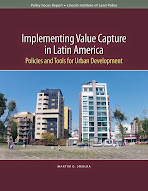 Publicação: Mattin Smolka, Implementing Value Capture in Latin America (Policy Focus Report)
