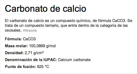 Vengo de la edad del pl stico qu es el carbonato de calcio for En que se utiliza el marmol