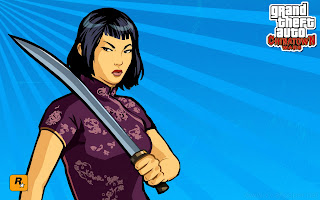 GTA Chinatown Wars HD Wallpaper