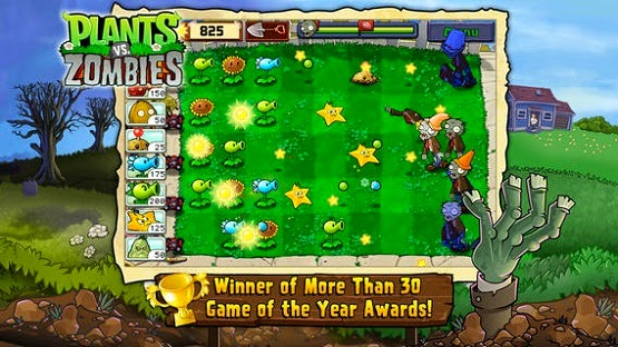 Plants Vs Zombies v2 1.9.2 Apk screen