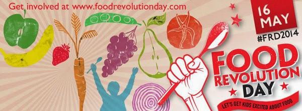 Food Day Revolution - 16 Mai 2014