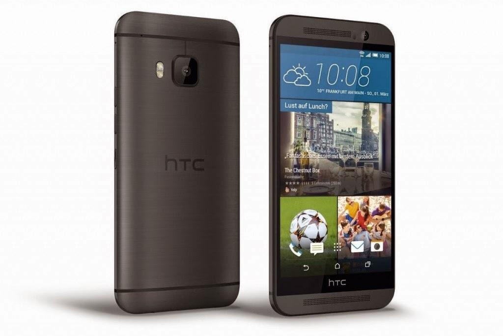 الخبير   طريقك إلى عالم التقنية ، هاتف HTC One M9 باللون الرمادي الغامق والأسود 2