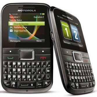 New Motorola Dual SIM Phones for India: Motorola EX212, EX119 and EX109
