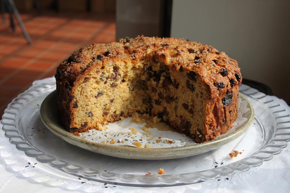 Porterhouse Fruit Cake