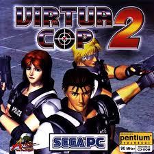 Virtua Cop 2