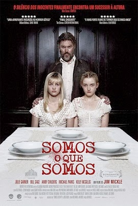 Download - Somos O Que Somos Dual Áudio AVI DVDRip - Torrent