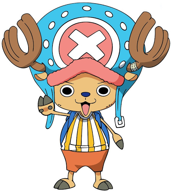 Tony Tony Chopper z One Piece