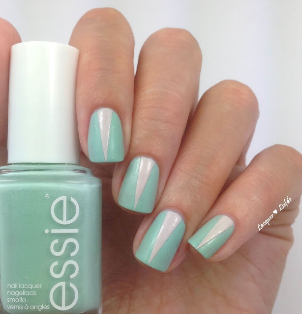 Essie Fashion Playground mit urban Jungle Nail Art