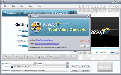 Aiseesoft Total Vidoe Converter v.6.1.20 Full