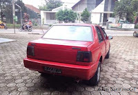 Dijual - holden gemini turbo 1989, Agung Ngurah Car