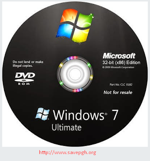 Windows 7 Ultimate ISO Free Download For 32 Bit/64 Bit